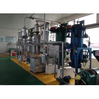 China Physical refining and chemical refining of edible oil wholesale