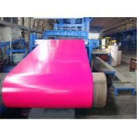 China HPC , PVDF Paint Type Color Coated Aluminum Coil  Anti - Scratch Prepainted wholesale