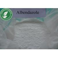 China High Purity Pharmaceutical Powder Albendazole For Deworming CAS 54965-21-8 wholesale
