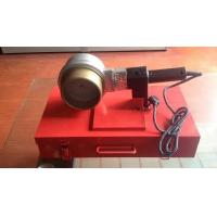 China 110mm Dia Pipe Plastic Pipe Socket Welding Machine With ISO Certification wholesale