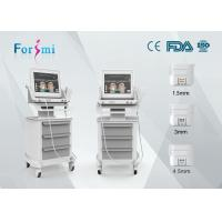 China Scientific treatment without downtime wrinkle removal HIFU Face Lift Machine wholesale