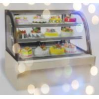 China White Commercial Display Refrigerator Case , R134a Refrigerated Deli Case wholesale