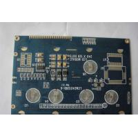 China Blue 2 Layers 1 oz Copper PCB FR4 Chip On Board Assembly Services wholesale