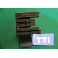Quality Professional Custom Molded Plastic Parts / Black Injection Molded Parts for sale