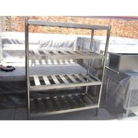 China Collapsible Truck Tyre Stainless Steel Storage Metal Shelves For Warehouse Rack Systems wholesale