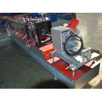 China 12-15m/min Chain Drive Storage Rack  Support Upright Making  Machine / Pallet Rack Making Machine Customized wholesale