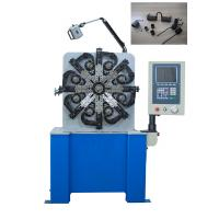 China Three Axis Universal Torsion Spring Coiling Machine 2.7 KW / Spring Making Machinery wholesale