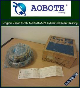 China Koyo Cylindrical Roller Bearings NU314C1NA/P5 , Axial Chrome Steel Ball Bearing wholesale