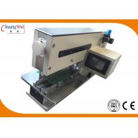 China Guillotine Type PCB Cutting Machine for Metal Board With Linear Blades wholesale