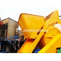 China New type high quality widely used js500 self loading concrete mixer for sale on sale