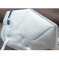 China 5ply Dust N95 Anti Pollution Mask , Comfortable Kn95 Mask Anti Influenza wholesale