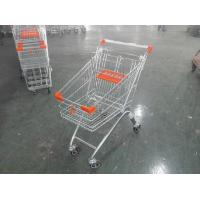 China Childrens Wire Shopping Trolley Foldable With 4 wheel , European Style wholesale