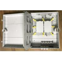 Quality SDB Outdoor Subscriber Distribution Box 64/96 Ports,size:450x410x155mm for sale