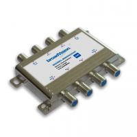 China 10 dB tap loss 174-2150 MHz design for Brasil Market 2x2x4 cascadable sat multiswitch on sale