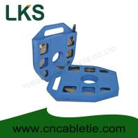 China LKS-B1 Series 304 316 Stainless Steel Strapping Band with plastic reelings wholesale