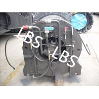 China Fully Machined Offshore Winch Hydraulic Traction Hoist Wire Rope Winch wholesale