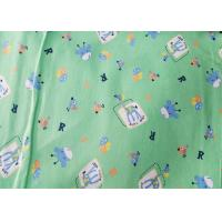 China 150g/M2 Cotton 20*10 Brushed Flannel For Baby Pajamas wholesale