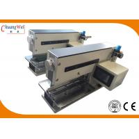 China Pneumatically Driven Pcb Separator Machine With Two Linear Blades wholesale