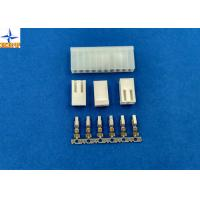 China Brass Terminals 3.96mm Pitch Crimp Connector Pcb Connectors Wire To Board Connector wholesale