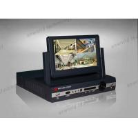 China 7 inch LCD DVR 4CH HDMI 960H H.264 all in one D1 REAL TIME DVR Video Surveillance CCTV DVR Security Recorder wholesale
