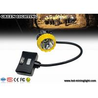 China 208lum 15000lux Mining Cap Lights high brightness coal mining cap lamp wholesale