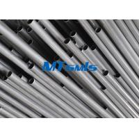 China ASTM A249 TP316L / 1.4404 Straight Stainless Steel Welded tubing With ERW / EFW wholesale