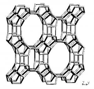 SiO2/Al2O3 240 Nano MOR Zeolite Adsorbent For Catalyze Cracking