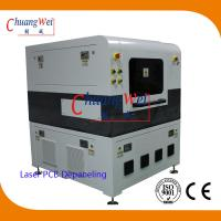 China 17W UV Optowave Laser Pcb Depaneling Machine without Cutting Stress wholesale
