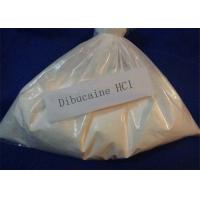 China Medical Local Anesthetic Agents Dibucaine HCl With USP30 / EP6 / JP14 Standard wholesale