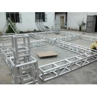 China Aluminum truss , 6082-T6 Stage Lighting Truss For Exhibition Stand Build And Stage Truss wholesale