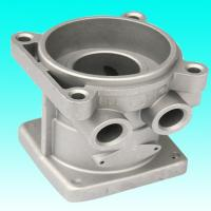 China OEM / ODM ADC12 Aluminum Frame EHydraulic Pump Parts For Automotive Engine wholesale