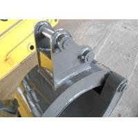 China Yanmar Vio55 Excavator Grab Bucket Support Rod Quick Hitch Joint Design wholesale