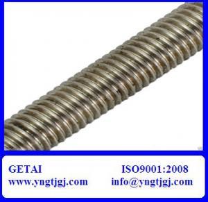 China Carbon Steel Galvanized Threaded Bar M6-M36 of Grade4.8-12.9 wholesale