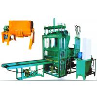 China 6-15 Type Concrete Block Making Machine wholesale
