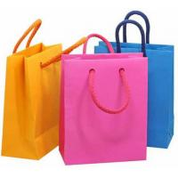 China Wholesale Recycle Glossy Laminated Paper Bags on sale