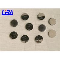 China Standard Lithium Button Batteries CR2016  , 3v Coin Battery Long Life wholesale