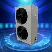 China Solar Indoor Split System Heat Pump Fresh Air Heating And Cooling Long Operating Life wholesale