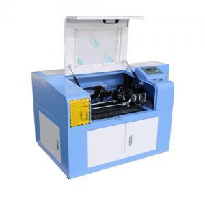 China High Precision 500*400mm Desktop Advertising  Co2 Laser Engraving Cutting Machine 60W wholesale