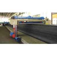 Buy cheap Track Type Horizontal Foam Cutting Machine For Square Mattress / Long Sponge from wholesalers