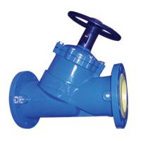 China SS8070 balancing valve on sale
