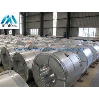 China ISO9001 Regular Spangle Aluzinc Steel Coil JIS ASTM G 3321 EN 10215 wholesale