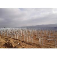 Photovoltaic customized professional design Solar Panel Ground Mounting System