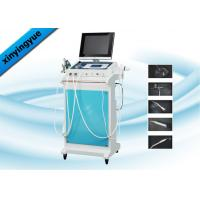 China Oxygen Skin Treatment Machine / Facial Oxygen Jet Peel Machine For Acne Treatment on sale