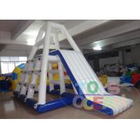 China Huge Inflatable Floating Water Park For Kid / Commercial Inflatable Amusement Park wholesale