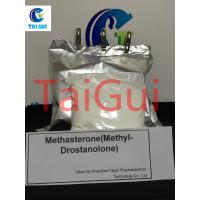 China Methyl-Drostanolone Raw Steroid Powders DHT Derivation Anabolic Steroids Superdrol wholesale