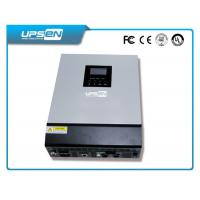 China 5kva pure sine wave inverter off grid  inverter with built-in charge controller wholesale