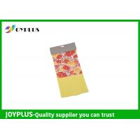 China Viscose Polyester Material Non Woven Cleaning Cloths Super Absorbent 95GSM wholesale