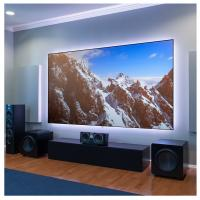 Buy cheap 120 Inch Short Throw Projector Screen,High Contrast ambient light rejection projector screen from wholesalers