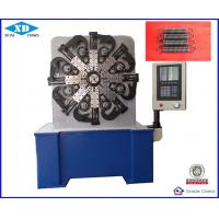 China Multi - functional CNC Spring Forming Machine , Wire Diameter 1.80 - 3.50mm wholesale