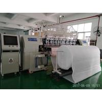 High Precision Automatic Lock Stitch Quilting Machine CNC System 128 Inch Width